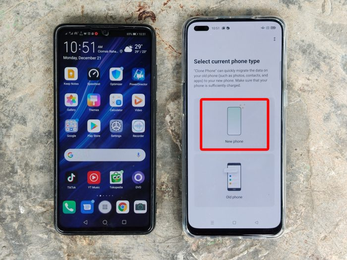 Reno4 F Clone Phone Scan New Phone