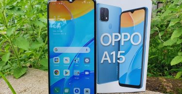 Review OPPO A15 Header