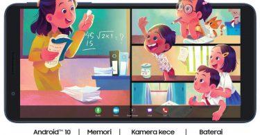 Samsung Galaxy A01 Core Tetap Semangat