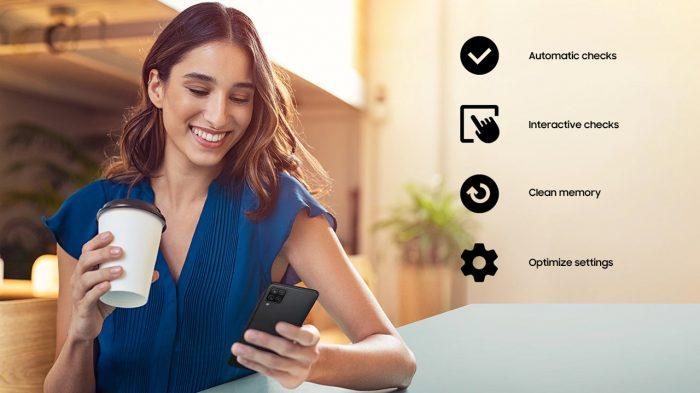 Kelebihan Samsung Galaxy A12