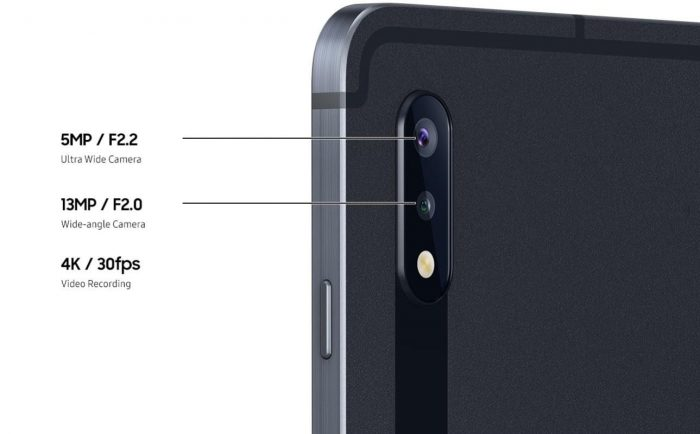 Samsung Galaxy Tab S7 Kamera