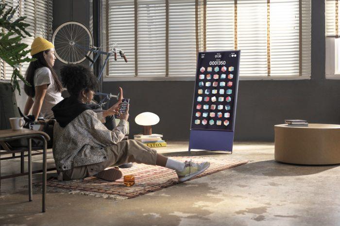 Samsung The Sero Gaming HP