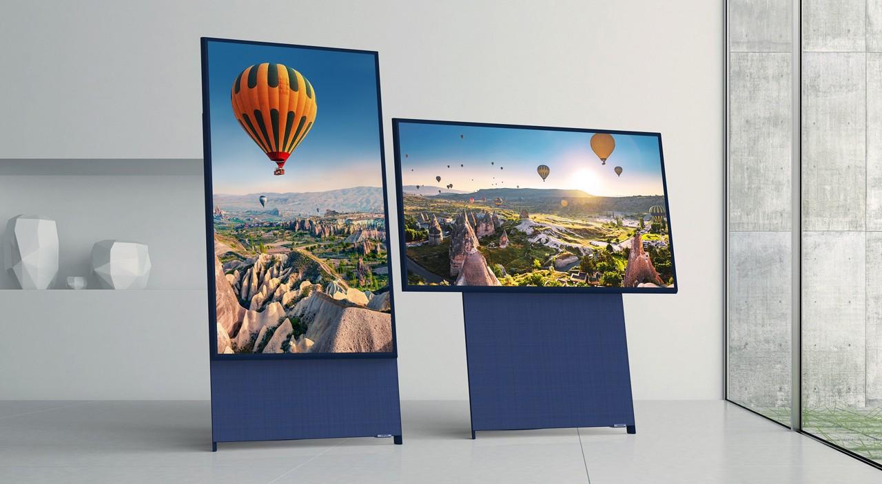 Samsung The Sero Rotation