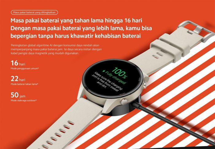 Xiaomi Mi Watch Baterai