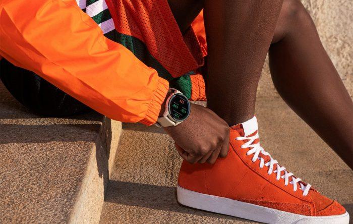 Xiaomi Mi Watch Oranye