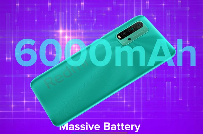 Xiaomi Redmi 9 Power Battery