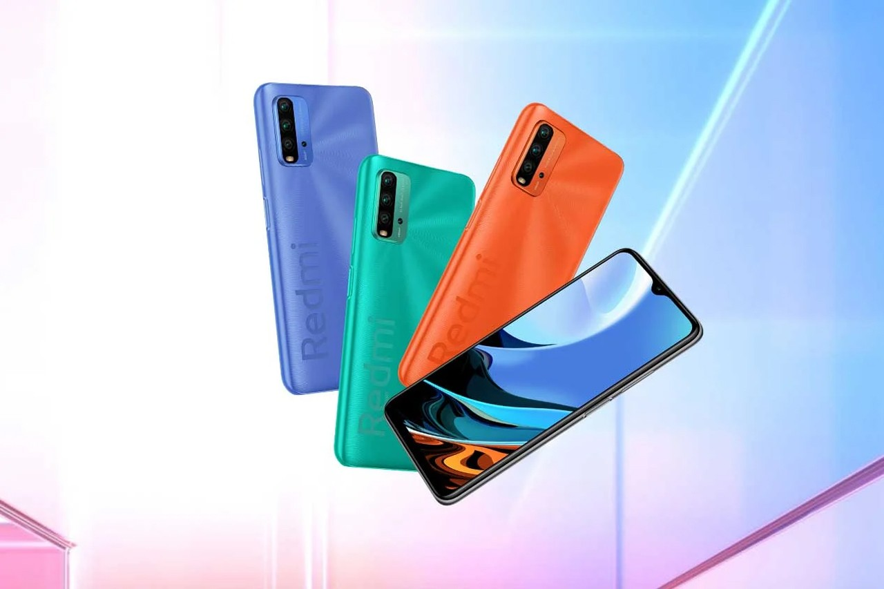 Xiaomi Redmi 9 Power Feature