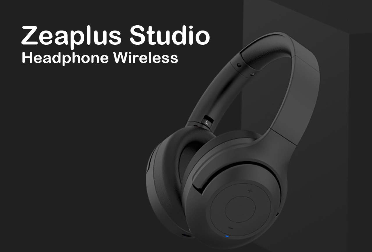 Zeaplus Headphone Wireless Feature