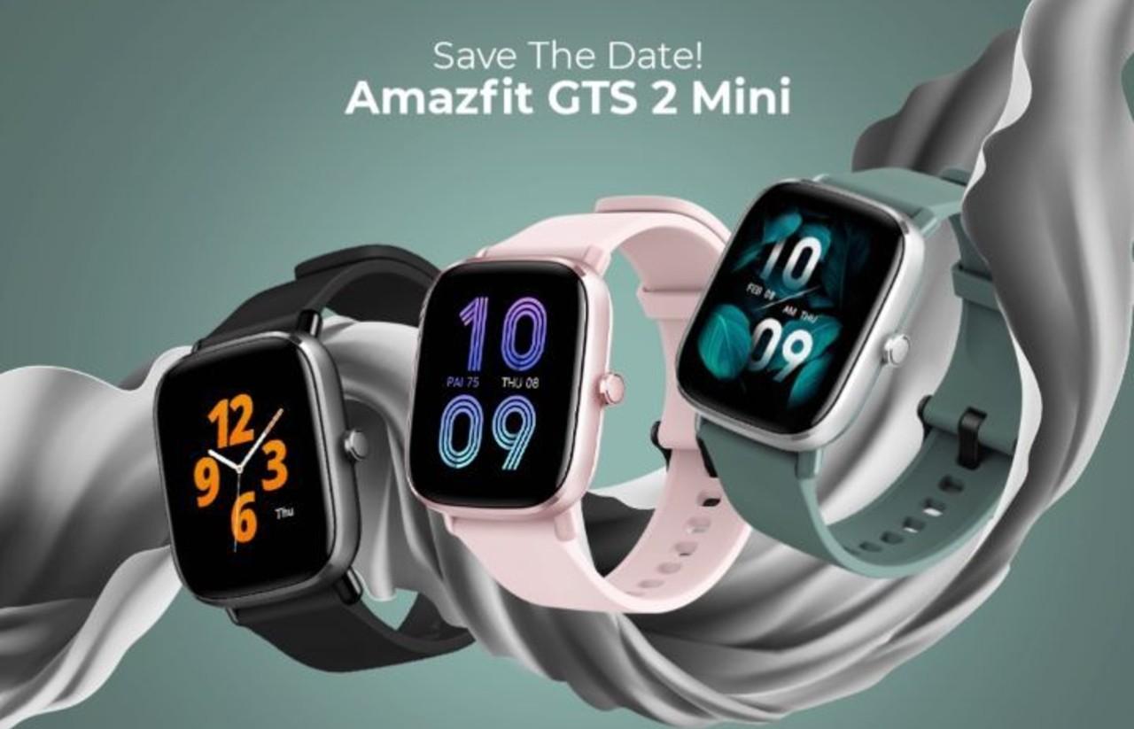Fiturnya Lengkap! Pre-Order Amazfit GTS 2 Mini Resmi Telah Dibuka di  Indonesia | Gadgetren