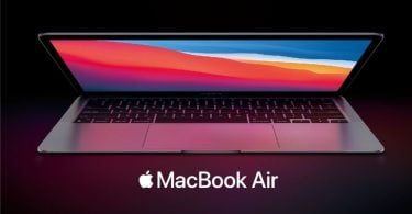Apple MacBook Air M1 Header