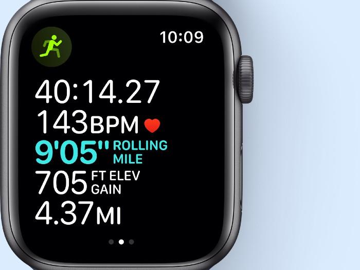 Apple-Watch-SE-layar
