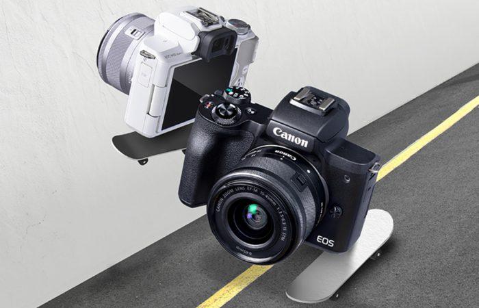 Canon-EOS-M50-MII-Black-White