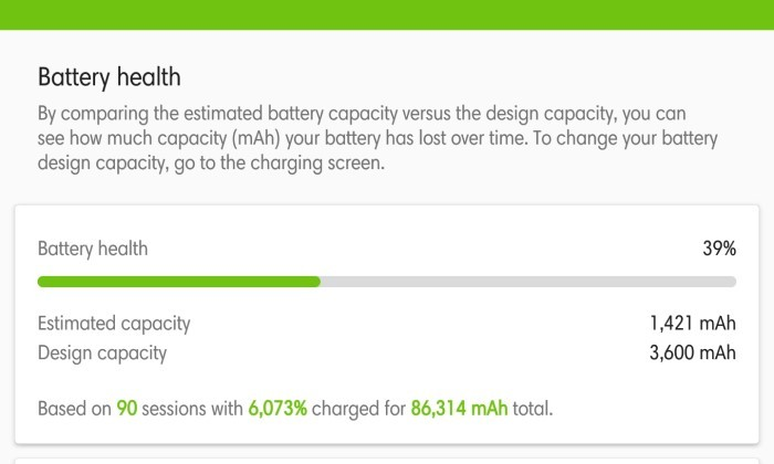 Cara Cek Baterai Samsung 5