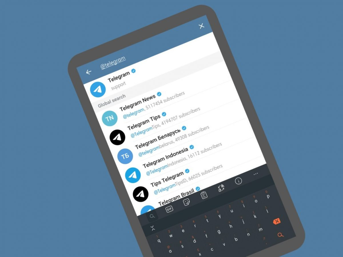 Mudah Begini Cara Membagikan Id Telegram Biar Nomor Telepon Tetap Aman Gadgetren