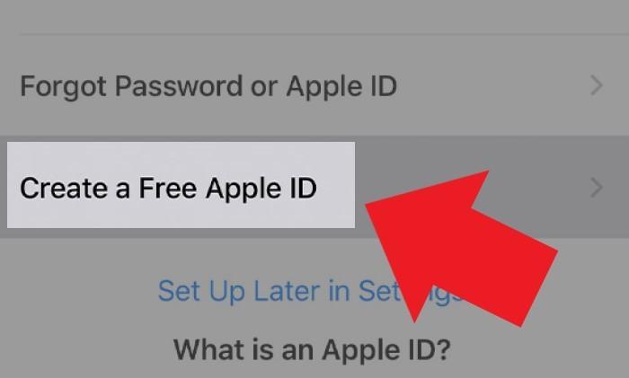 Cara Membuat iCloud dan Menautkannya ke iPhone - 1