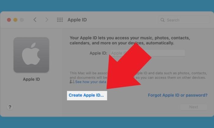 Cara Membuat iCloud dan Menautkannya ke iPhone - 2