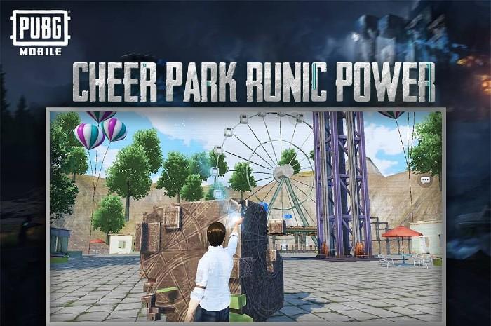 Cheer-Park-Runic-Power-PUBG-Mobile-1.2.0