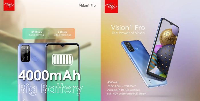 Itel-Vision1-Pro-Battery-All-Spec
