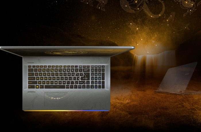 MSI GE76 Raider Dragon Edition Tiamat Keyboard