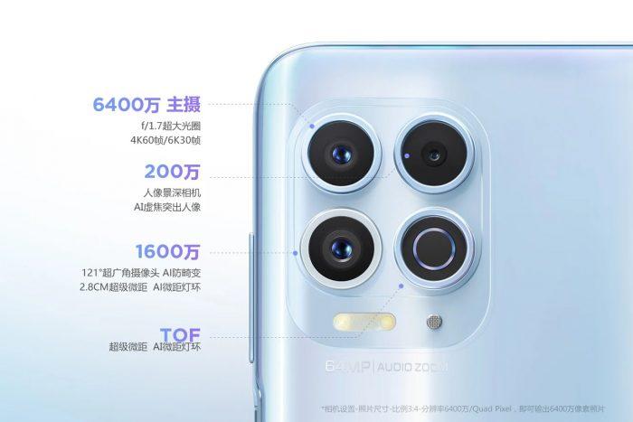 Motorola Edge S Cam