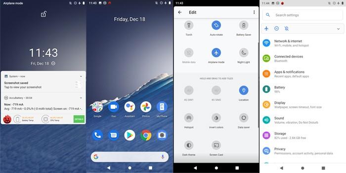 Nokia C3 Android