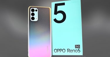 OPPO Reno5 5G Feature