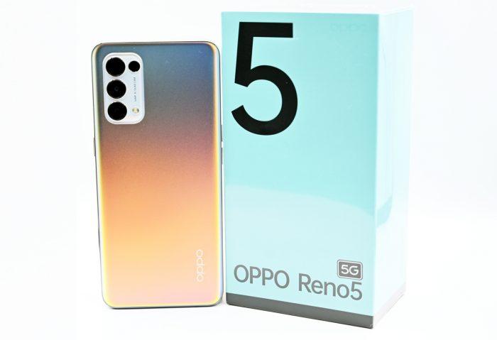 OPPO Reno5 5G Orange