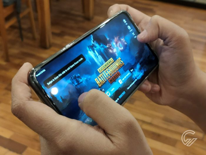 OPPO Reno5 Game Feature