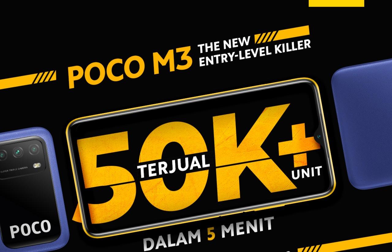 POCO-M3-Diklaim-Ludes-Terjual-Dalam-Waktu-Lima-Menit-Header