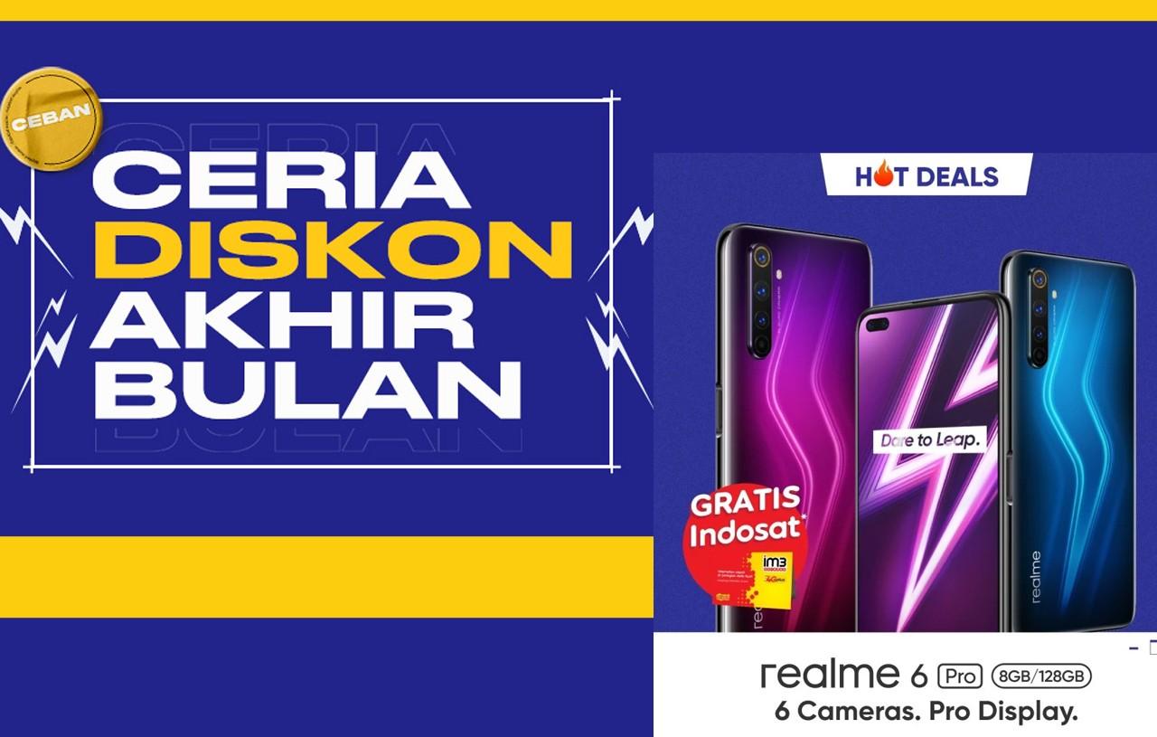 Realme 6 Pro Diskon