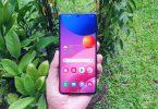 Review Samsung Galaxy M51 Layar