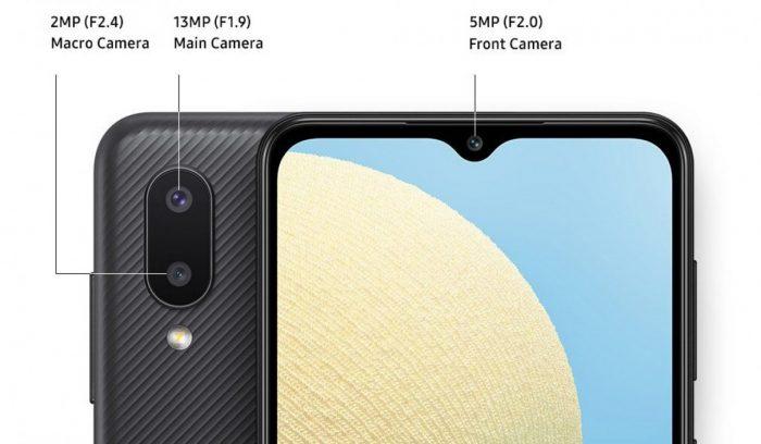 Samsung Galaxy A02 Cam