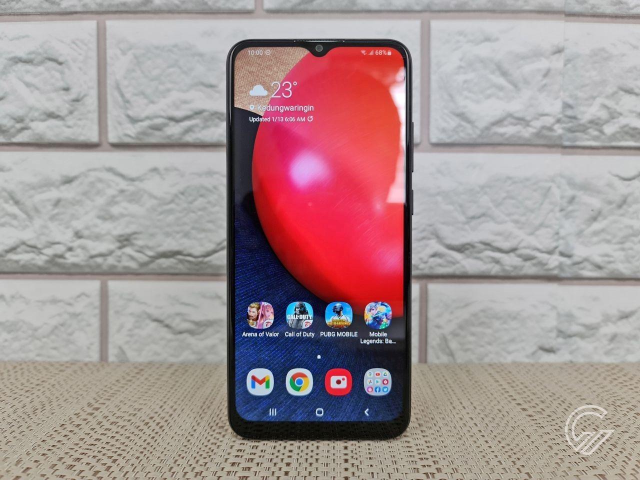 Cara Screenshot Samsung Galaxy A02s Header