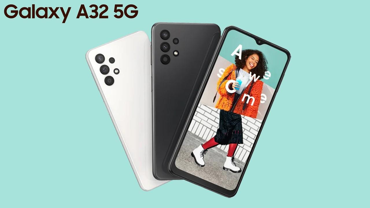 Samsung Galaxy A32 5G Feature