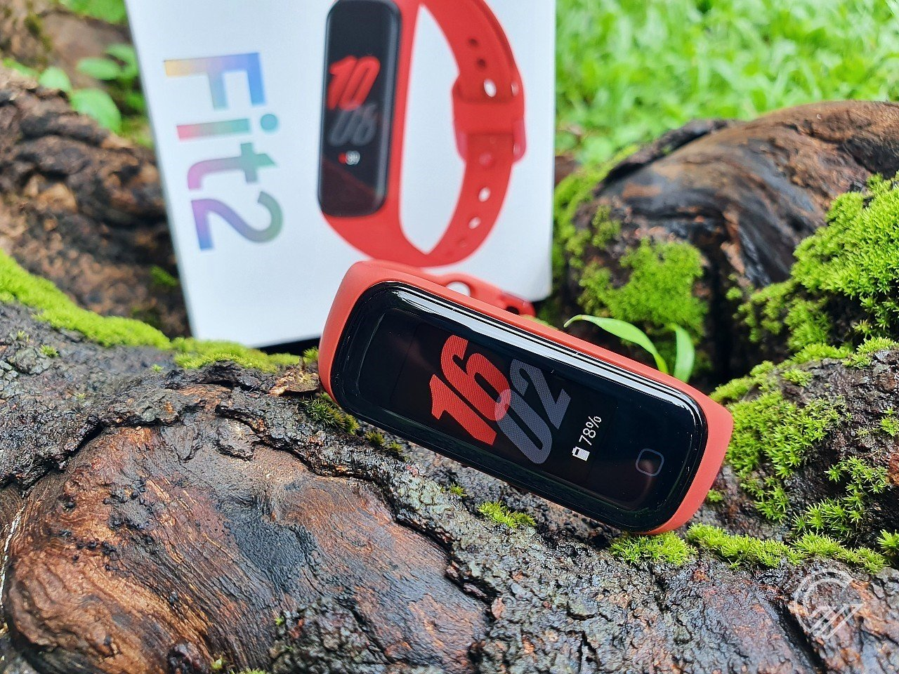 Review Samsung Galaxy Fit2 Header