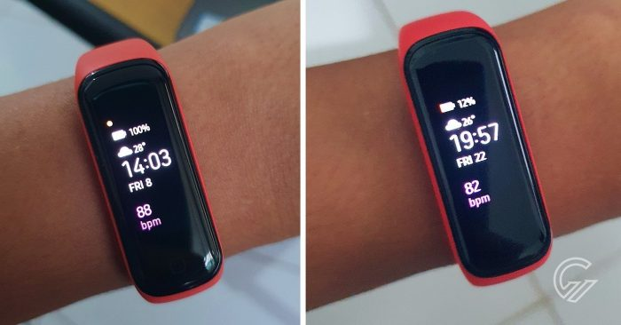 Samsung Galaxy Fit2 Watch Baterai