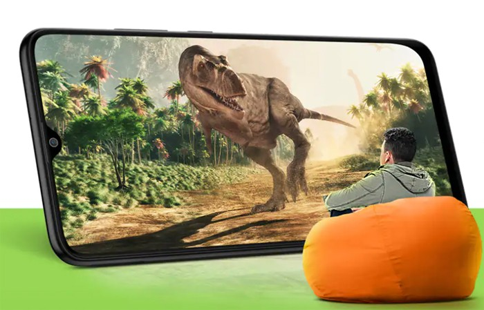 Samsung Galaxy M02s Entertainment