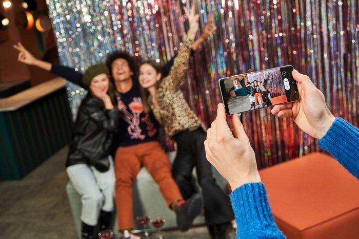 Samsung Galaxy S21 Ultra 5G Directors View