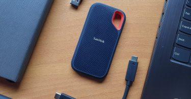 SanDisk Extreme Portable SSD Kelengkapan