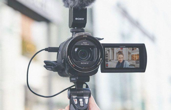 Sony-FDR-A43-Handycam-Vlog