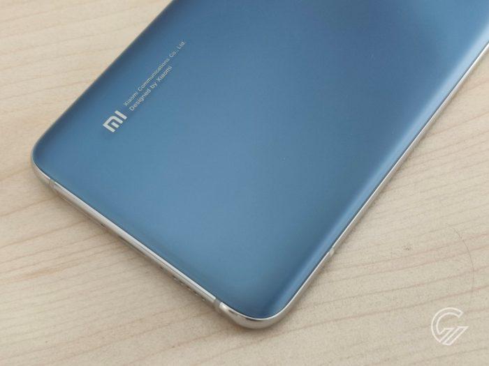 Xiaomi Mi 10T BackDiagonal