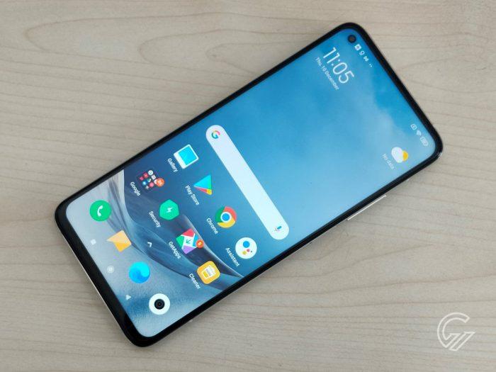 Xiaomi Mi 10T DisplayDiagonal