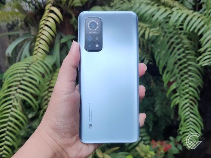 HP 5G Murah - Xiaomi Mi 10T