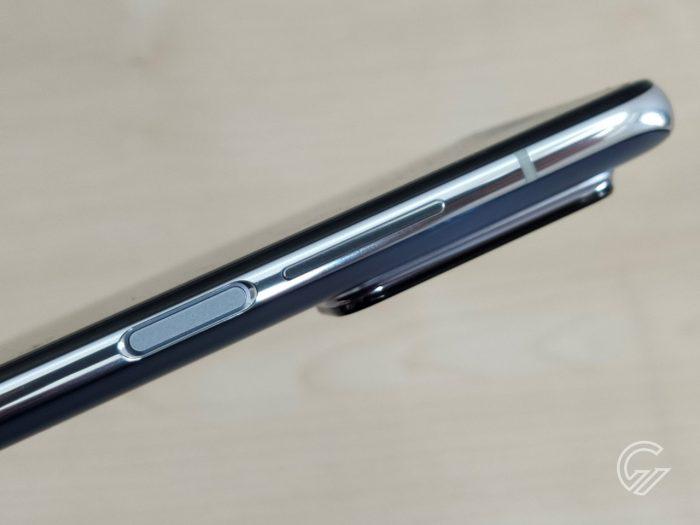 Xiaomi Mi 10T PowerButton