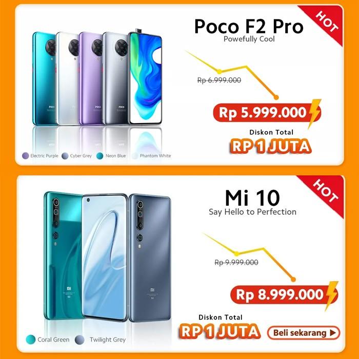 Xiaomi Payday Special Sale Mi 10
