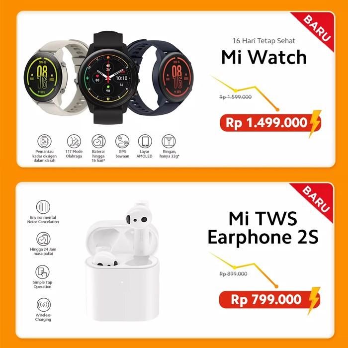 Xiaomi Payday Special Sale Mi Watch