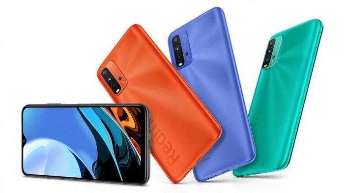 Xiaomi Redmi 9T All