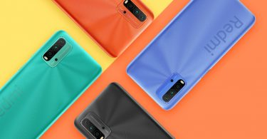 Xiaomi Redmi 9T Diagonal