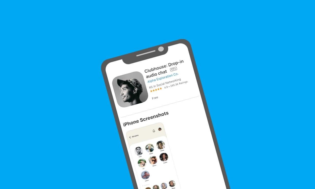 Aplikasi Clubhouse Viral Adalah Header