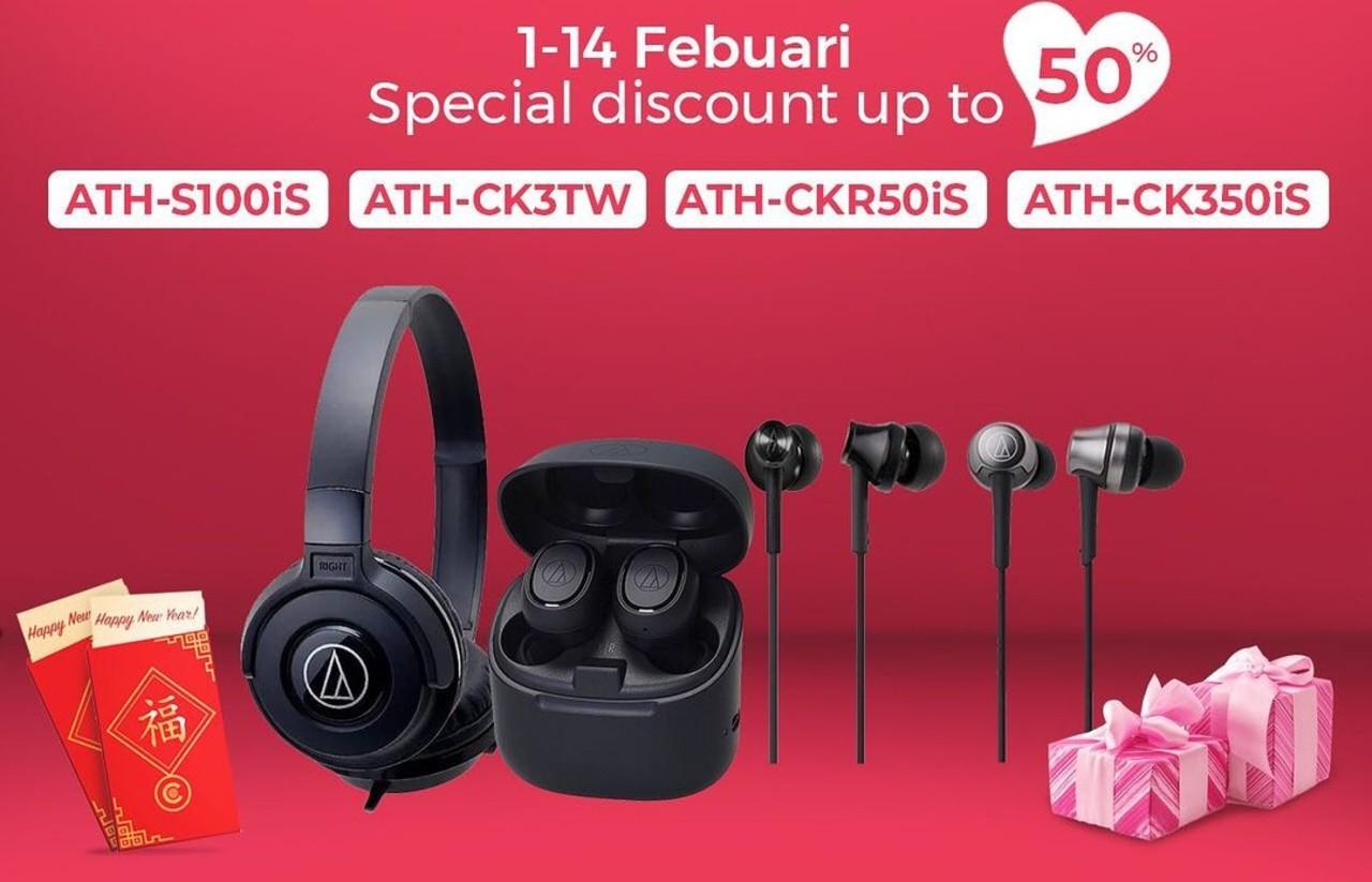 Audio-Technica-Berikan-Diskon-Hingga-57-Untuk-Earphone-Earbuds-Headphone-dan-Headset.